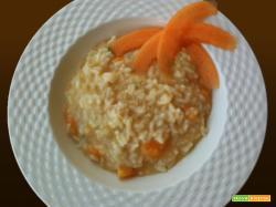 Risotto al Melone - ricetta