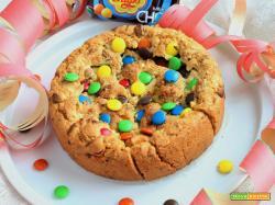 Torta Cookie per Carnevale
