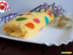 Rotolo dolce di carnevale – ricetta dell'ultimo minuto