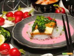 Tofu in rosa