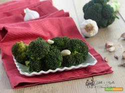 Broccoli saltati, ricetta veloce