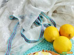 Crostata Ananas Cocco e Limone