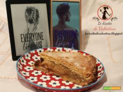 MANGIA CIO' CHE LEGGI 92: Apple pie inglese di Mery ispirata da Everyone like us 1 di Naike Ror