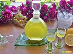 ricetta liquore limoncello fatto in casa
