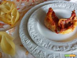 Conchiglioni ripieni senza glutine