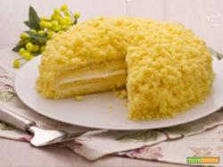 Ricetta torta mimosa: buonissima sempre, non solo alla Festa della Donna