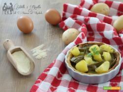 Crostata salata carciofi e patate
