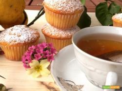 Piccoli muffins limoncetti!!