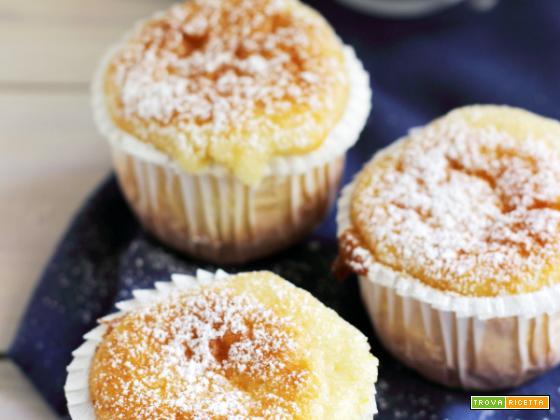 Muffin al limone:la ricetta migliore del mondo!