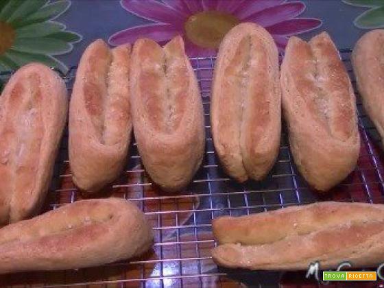 Panini francesi (francesini) col CuCo Moulinex