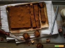 Fudge al whisky e nocciole: un dessert gustosissimo