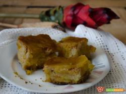 Torta allo zenzero con crema all'arancia – Ricetta senza uova