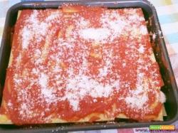 Lasagne al sugo fresco