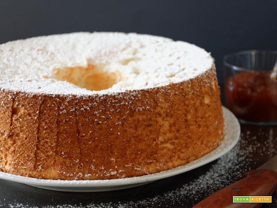 Angel cake, ricetta light