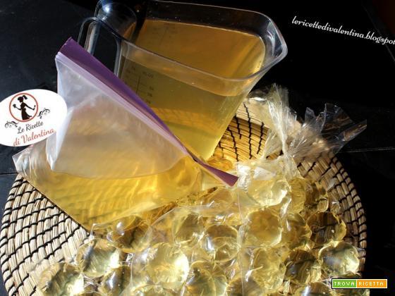 Ricetta base: Brodo vegetale profumato e come conservarlo per quando serve