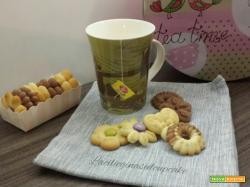 Biscotti di frolla montata: ricetta ideale per la spara biscotti