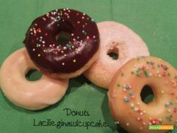 Donuts glassate morbidissime