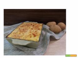 Gattò di patate con provolae prosciutto cotto: Un piatto unico da leccarsi i baffi
