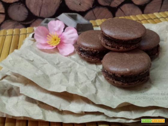 Macaron al cacao: come preparare i macaron