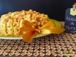 Torta mimosa all'ananas: un omaggio a tutte le donne