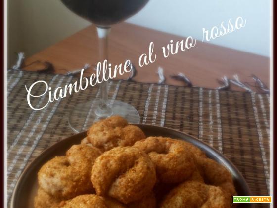 Ciambelline al vino – senza lattosio, senza uova
