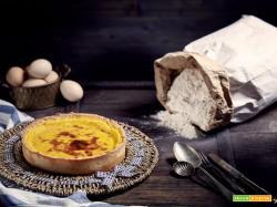 Il flan Patissiere: torta alla crema pasticcera