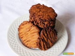 Biscotti al burro di arachidi facili e veloci