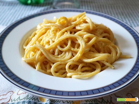 Carbonara veggie