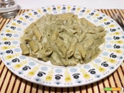 Pasta con crema di carciofi