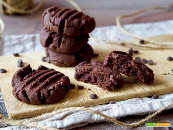 Biscotti Facili al Cioccolato