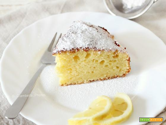Ciambella Ricotta & Limone e i ricettari della nonna Pia!