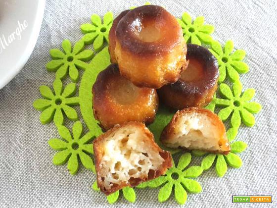 Cannelès dolcetti caramellati francesi
