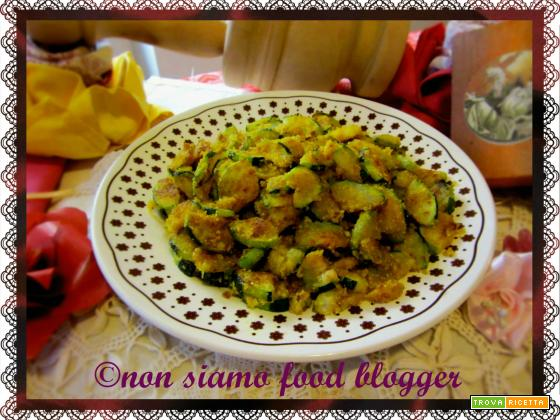 Le Zucchine Sabbiose in Padella