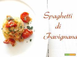 Gli spaghetti di Favignana e la Sicilia che amo