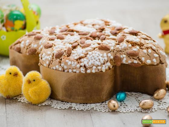 Ricetta classica per la colomba di Pasqua