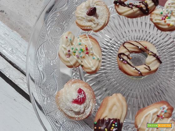 Biscotti dessert Siculi