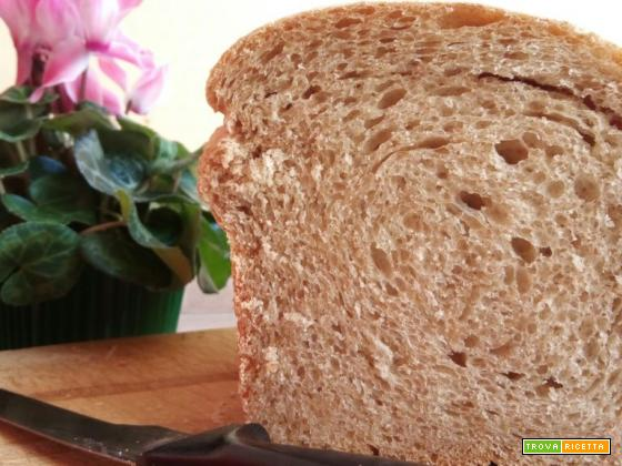 Pane tipo due all'olio