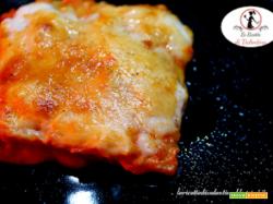 Idea alternativa per Pasqua: Lasagne di polenta al pomodoro e formaggio Bra