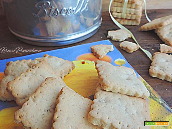 Simil oro saiwa con panna e noci (senza burro e uova)