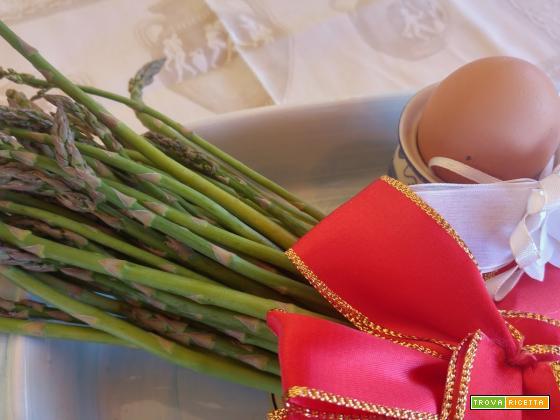 Asparagi per la Pasquetta di Basilicata