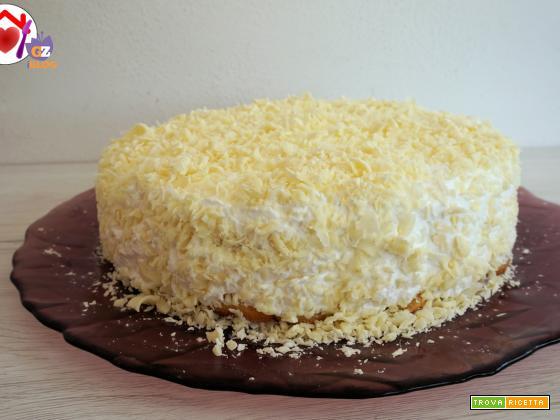 Torta tartufo bianco