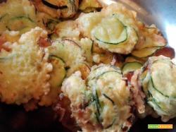 Frittelle alle zucchine