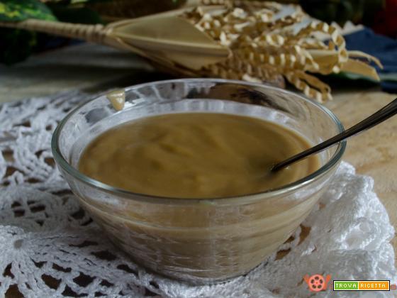 Crema pasticcera al caffè - Ricetta di base