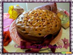 Torta di fragole e mascarpone, ricetta senza burro