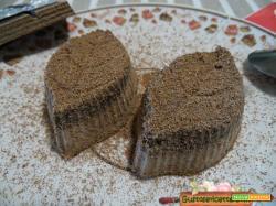 Panna cotta cioccolato nocciole
