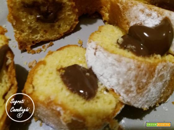 torta dolce 7 vasetti