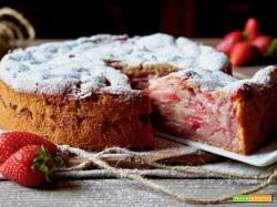 Torta di Fragole Invisibile