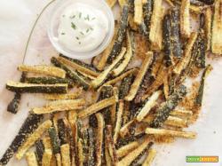 I cardini della Dieta Sana direttamente dai cervelloni di Harvard e i miei Baked Zucchini Fries