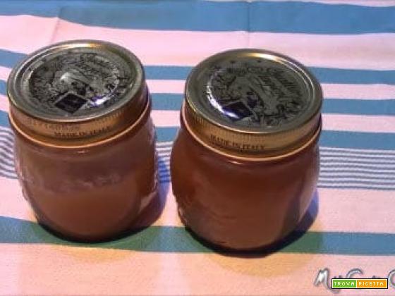 Marmellata di pere e sterilizzazione vasetti con Cuisine e i-Companion Moulinex