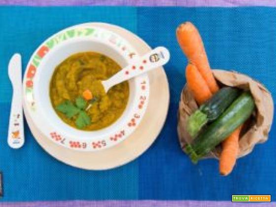 Passato di Verdure - Ricette EasyPappa Avent